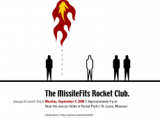 The Missilefits Model Rocketry Club