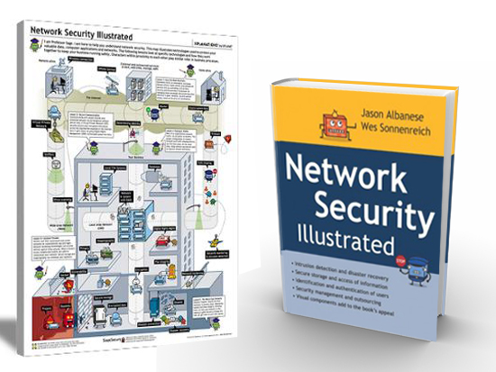 'Network Security Illustrated'