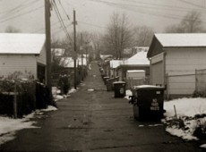 Alleys: Roger Place