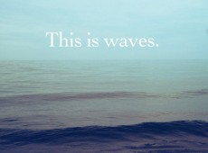 This is waves.