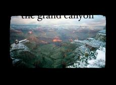 The Grand Canyon trip, 2001