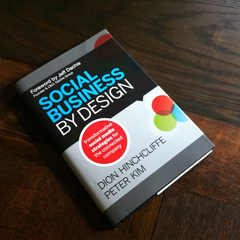 'Social Business By Design'