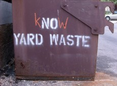 Dumpster messages