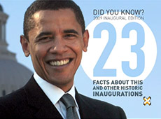 DYK?: The 2009 Inauguration