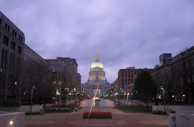Madison, Wisconsin trip, 2010