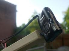 Homemade camera pole extender thingy