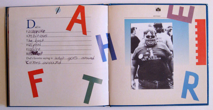 The thrift store book project