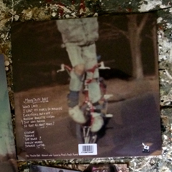 Mountain Bike LP/CD