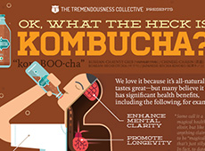 What the heck is kombucha?