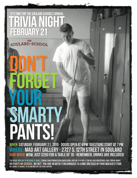 Soulard School Trivia Night