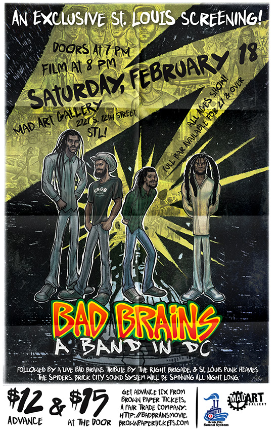 Bad Brains: A Band in D.C.