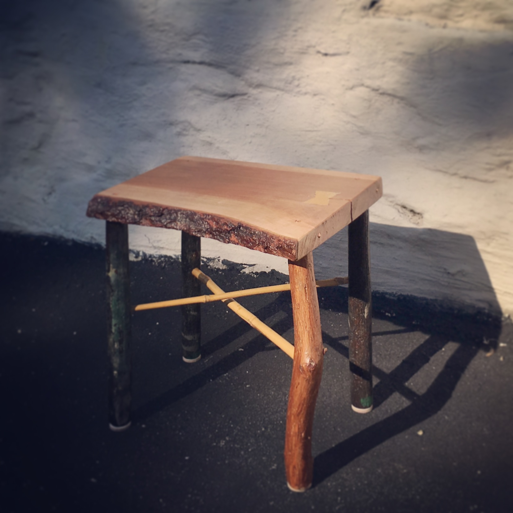'Artificial Limb' bench, #2
